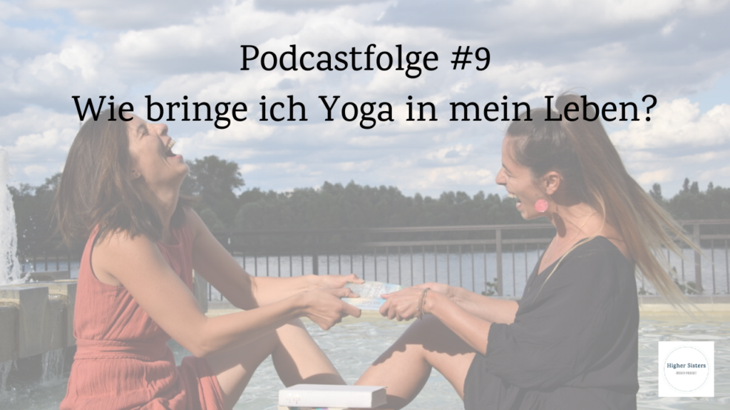 Podcast Bücher Yoga